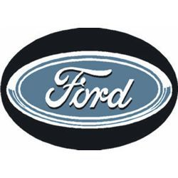 Hitch Cover 2 Receiver Size Image Ford Logo Ford Logos