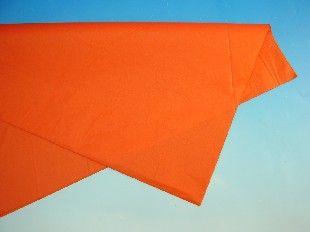 3,4 kc Papír hedvábný oranžový 50 x 70 cm, 19 g, arch