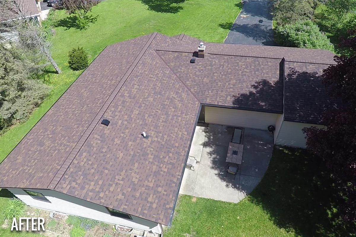 Best Owens Corning Trudefinition Duration Roofing Shingles In 640 x 480