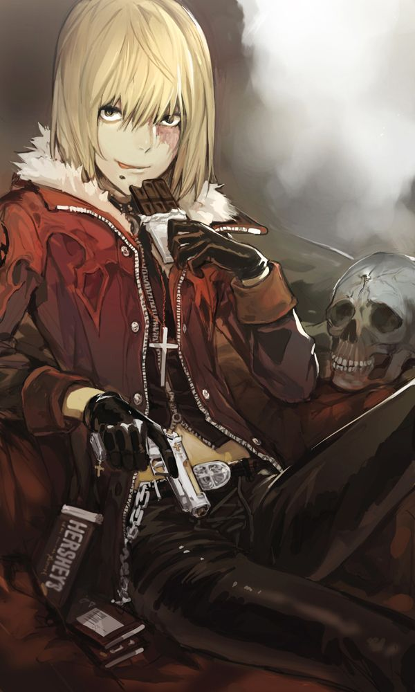 Armin, I wanna do RP on this board, so Iu0027ll be Mello? Unless - death note