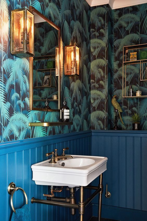Transitional #bathroom Lovely Traditional Decor Style Bathroom