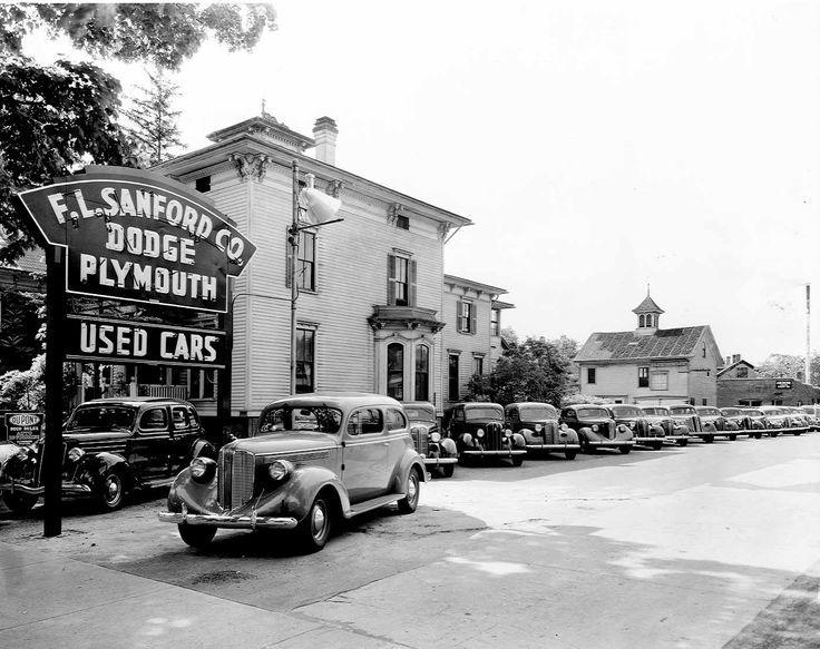 Dodge Dealer Springfield massachusetts, Old american