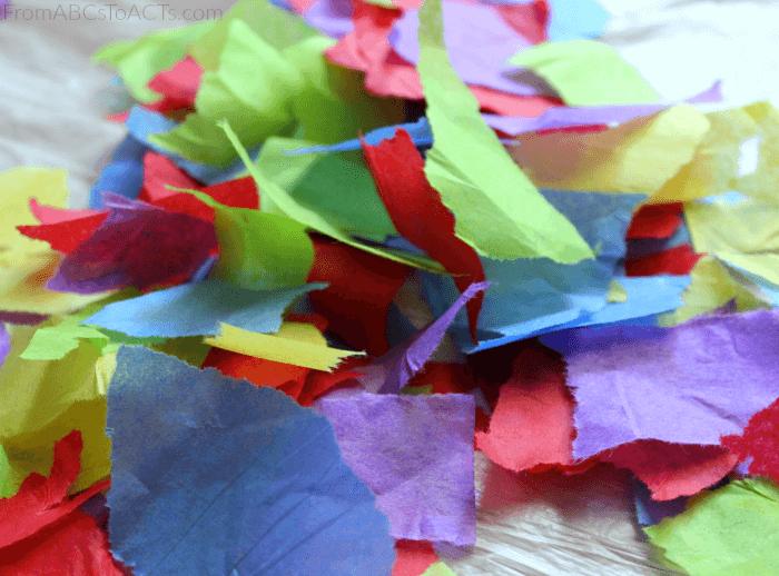 Tissue paper flower pot springtime crafts for kids tissue paper tissue paper flower pot springtime crafts for kids mightylinksfo