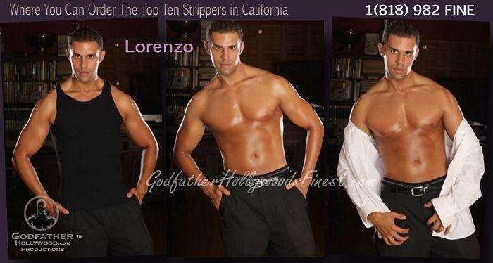 Dancer male strip assured