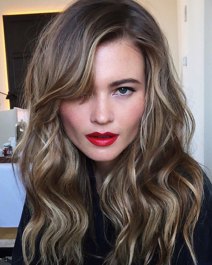 Hairfall and Beauty lip colors
