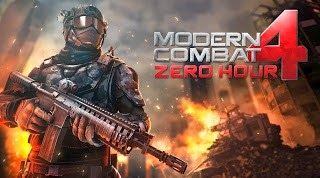 Modern Combat 4 Zero Hour 1 1 5 Apk Data No Root Offline Download Free The Villain Merken Wolle Kaufen