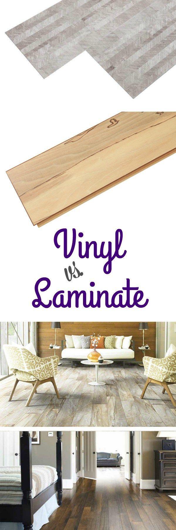 Laminate vs Vinyl Flooring Vinyl flooring, Vinyl wood