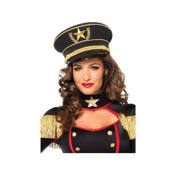 Military Hat Adult Halloween Costume Accessory Walmart ($15