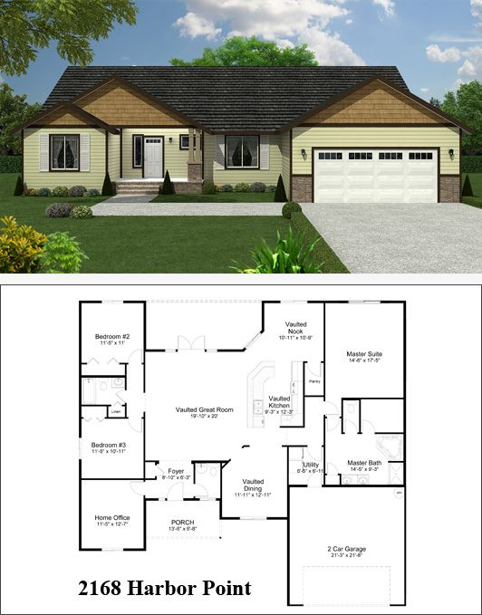 Floor Plans Reality Homes Inc Building Affordable Custom Homes Beautiful House Plans Ranch House Plans Simple House Plans