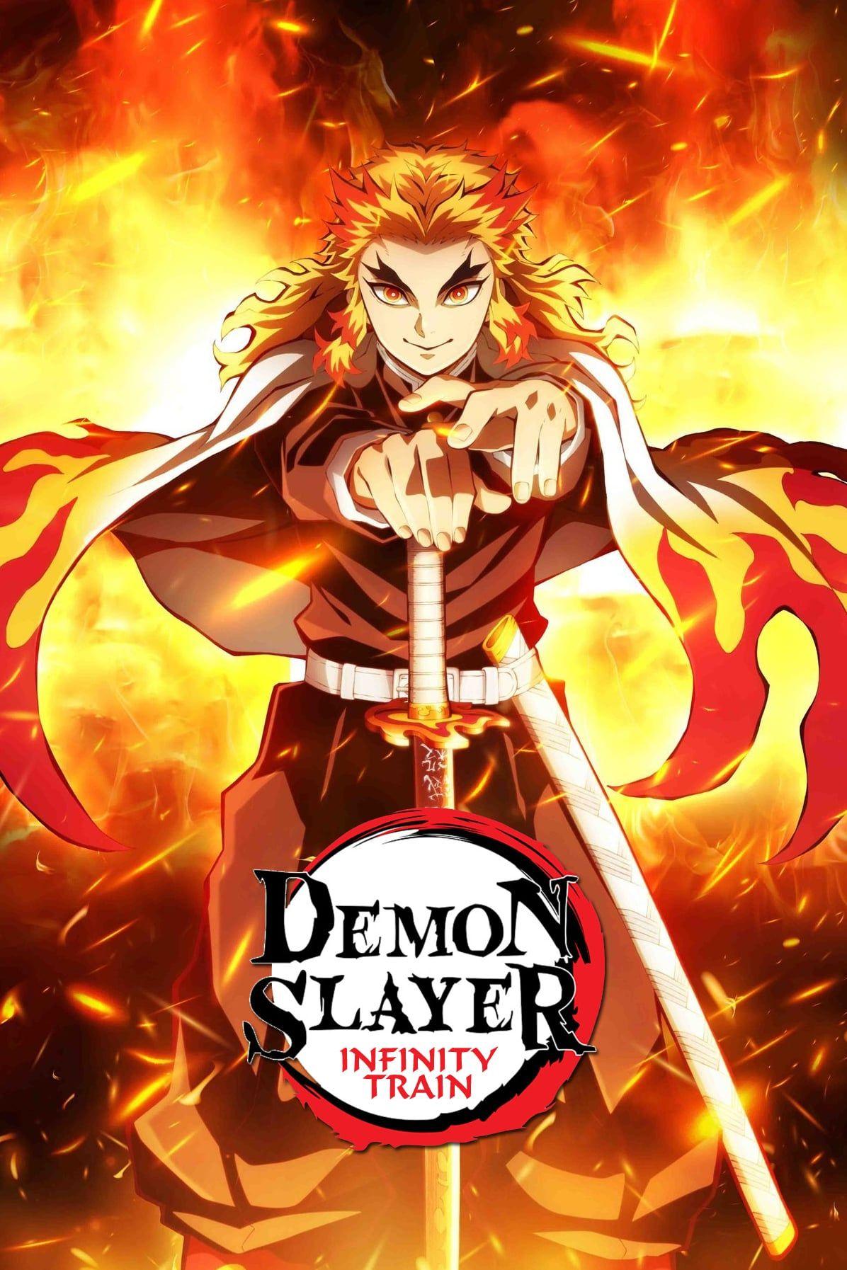 Demon Slayer The Movie Mugen Train Film Complet Regarder Demon Slayer The Movie Mugen Train Demon Movies Slayer