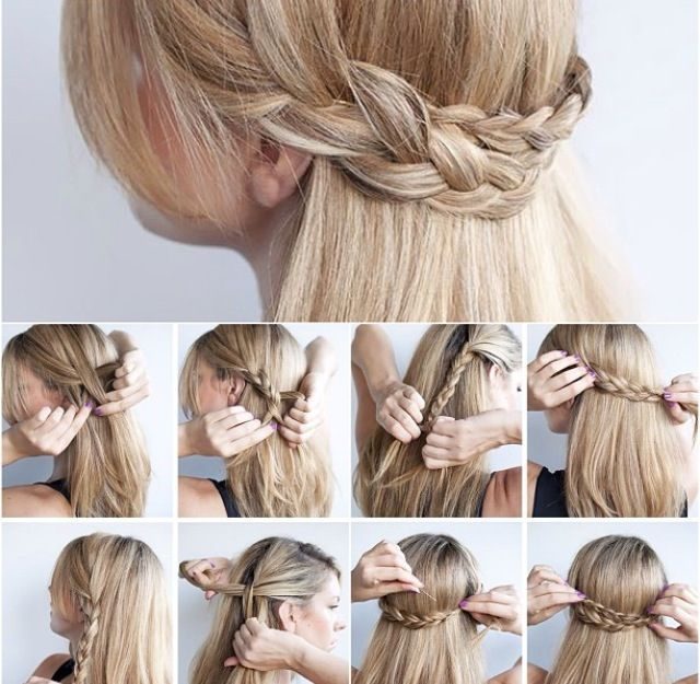 Pin By Emmy Shawley On Haire Beauty Tips For Hair Hair Makeup Easy Hairstyles
