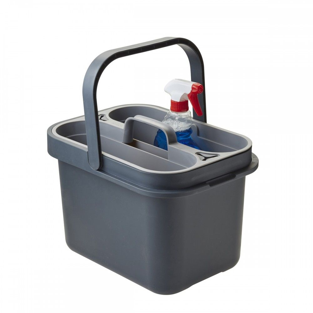 Rangement Des Produits D Entretien removable storage and cleaning bucket - merci | rangement