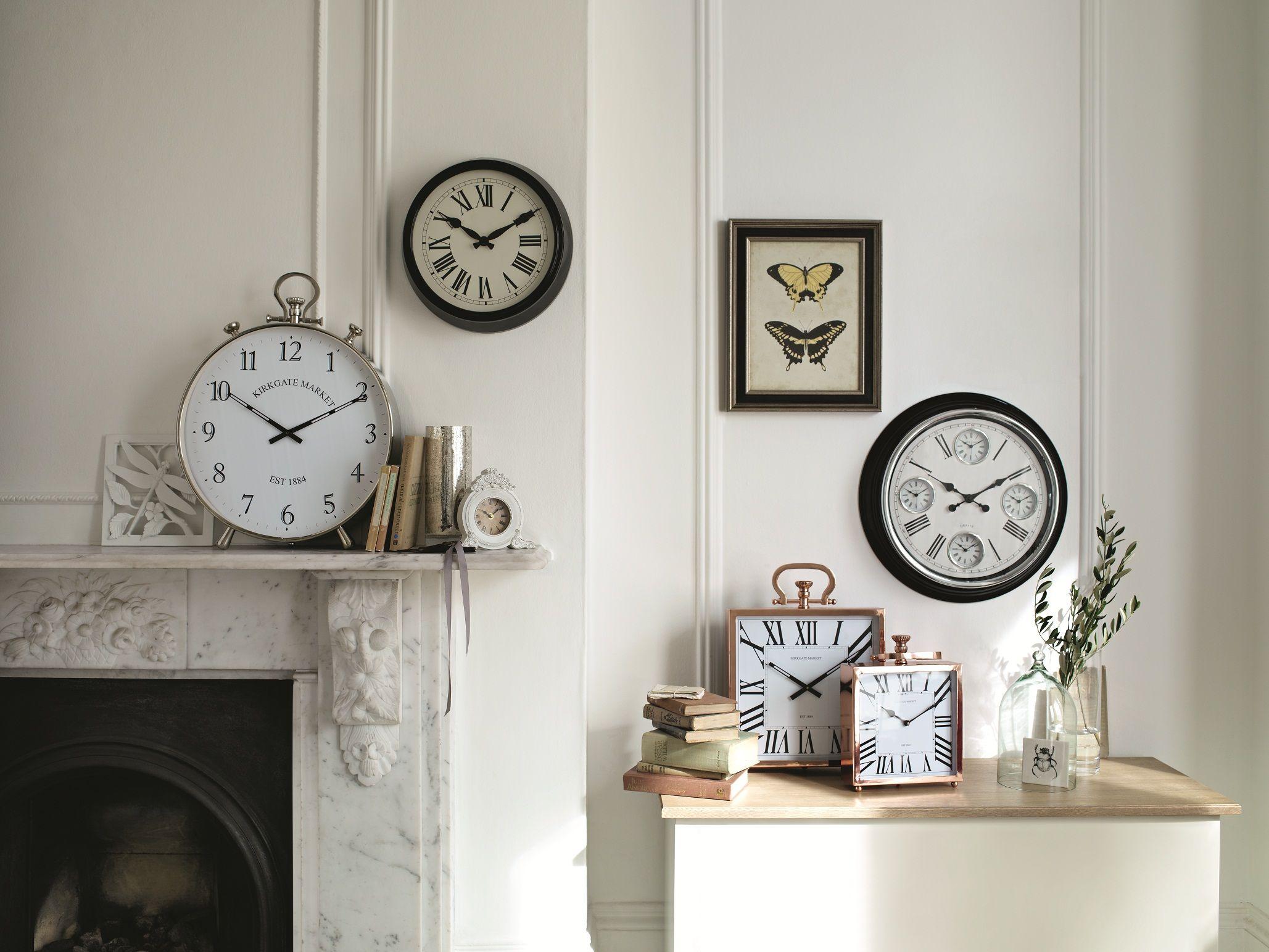 It\'s about time.   Home Decor Ideas   Pinterest   Clocks, Living ...