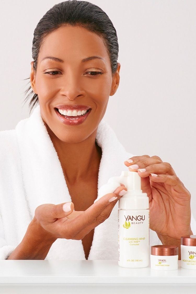 Pin On Skincare Line For Women Of Color