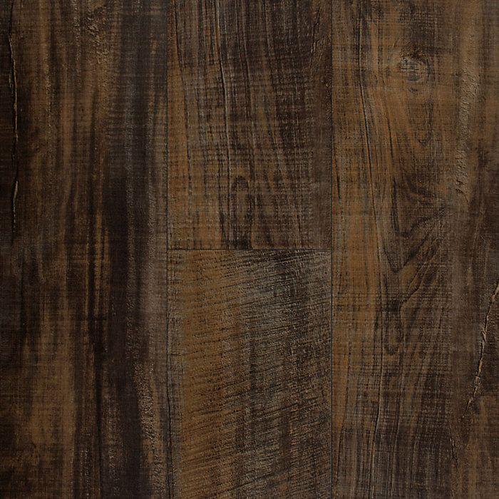 4mm Rail Tie Oak Luxury Vinyl Plank (LVP) Flooring