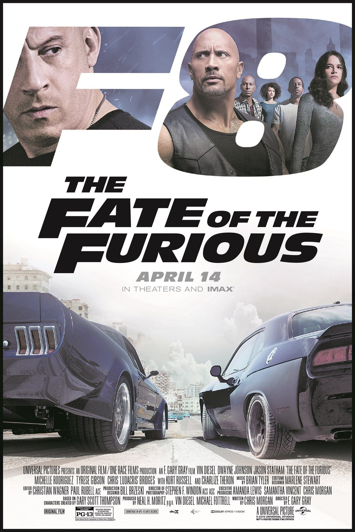 The Fate Of The Furious Screening Fate Of The Furious Full