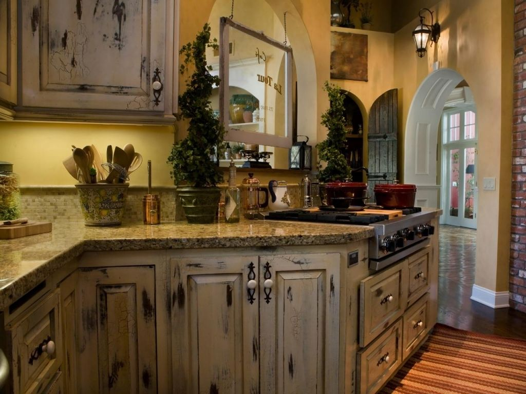 Distressed Kitchen Cabinet Doors