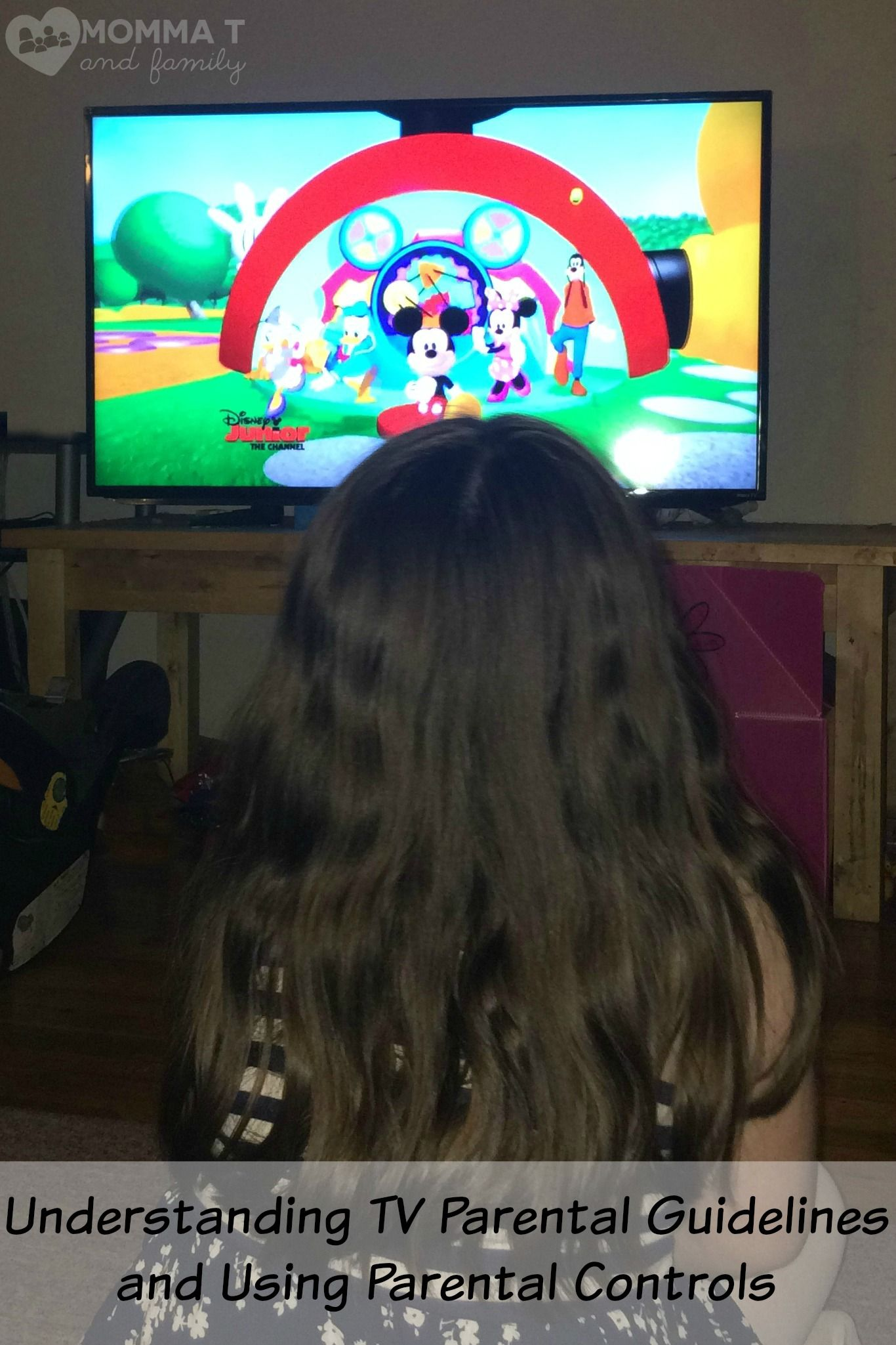 TV Parental Guidelines and Using Parental Controls