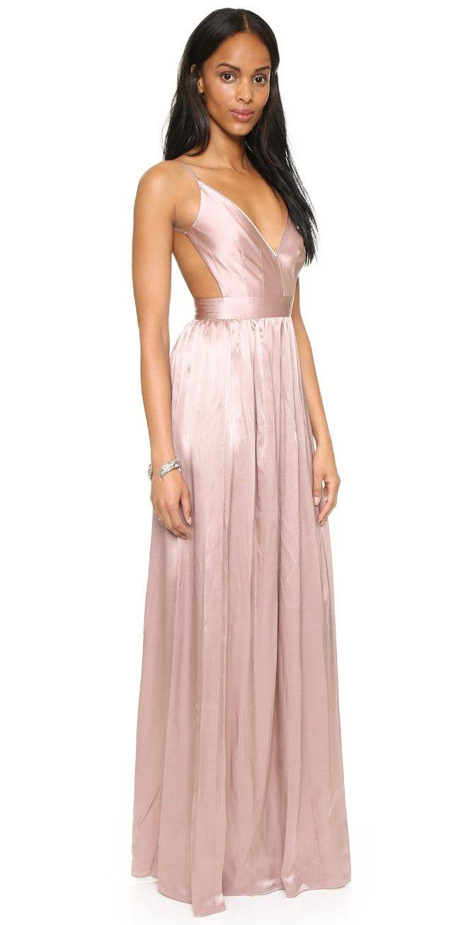 Babs Bibb Maxi Dress | Vestiditos