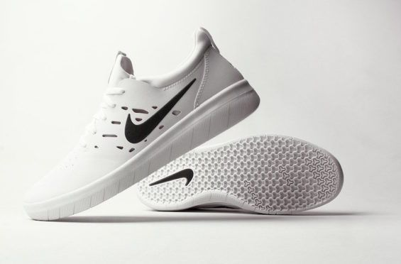 new product ac848 8e7d0 The Nike SB Nyjah Free Just Released
