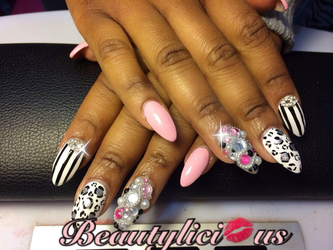 Beautylicious hair & nail design/ chicago nails/ beautylicious ...