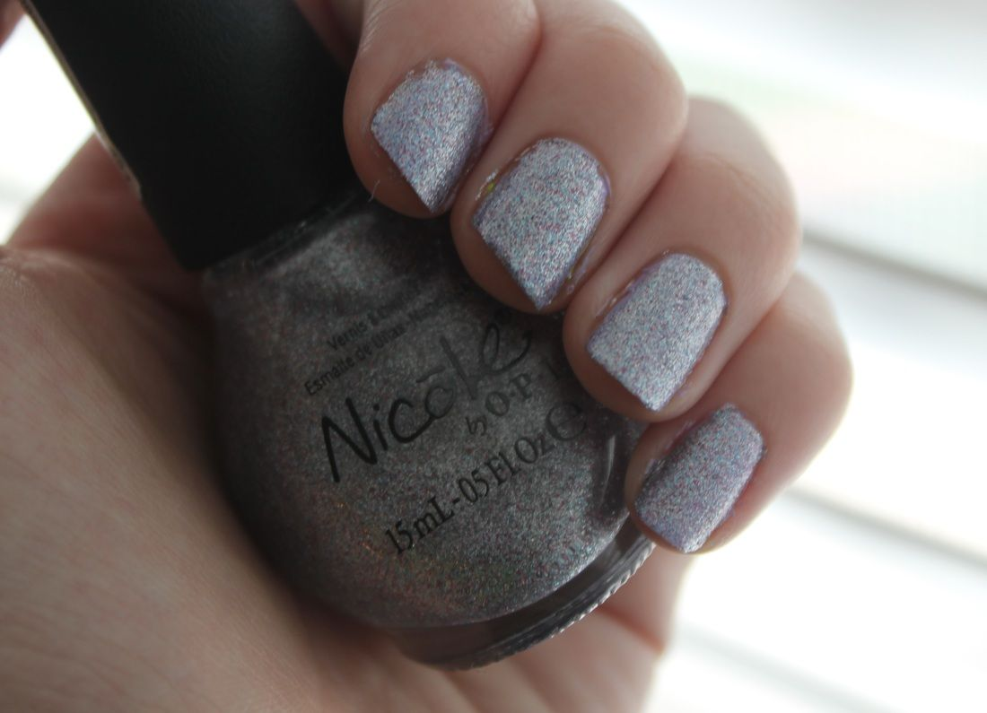 Nicole by OPI Nail Polish in Look at Me, Look at Me ♥ Swatches ...