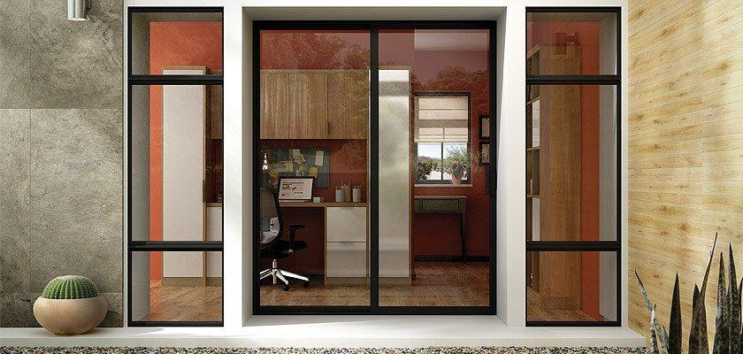 Aluminum Series Sliding Patio Doors In 2020 Patio Doors Sliding
