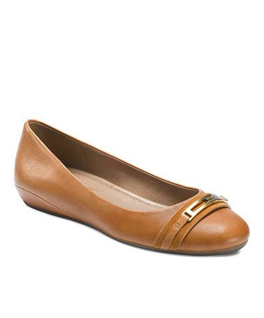 Take a look at this Lion Owando Flat by ECCO on #zulily today!
