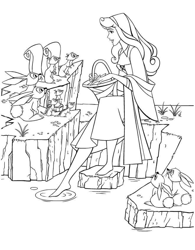Coloring Pages Disney For Adults : Aurora coloring pages colorize it tornerose