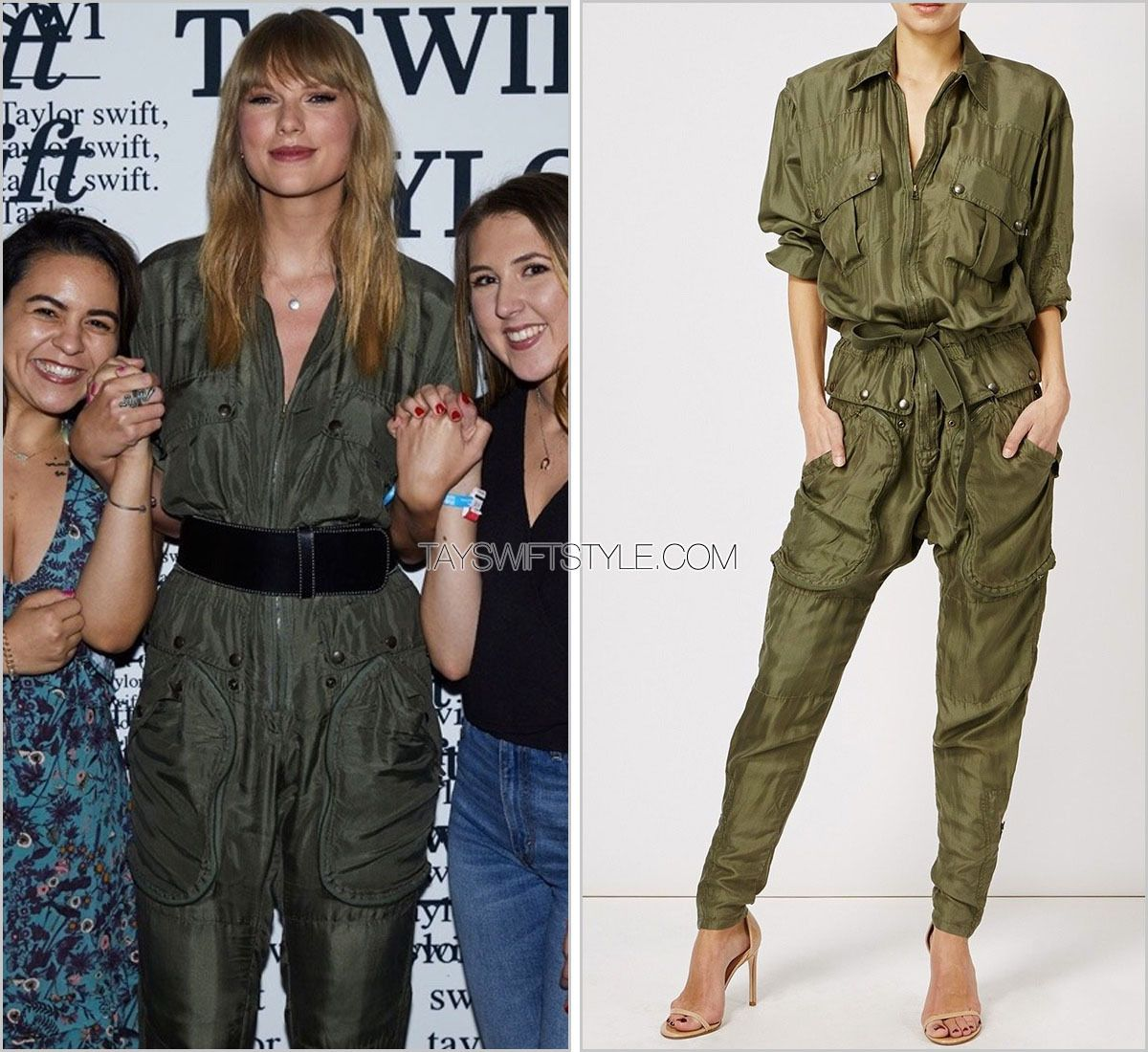 4928c1bce7a6 Taylor Swift NOW Event