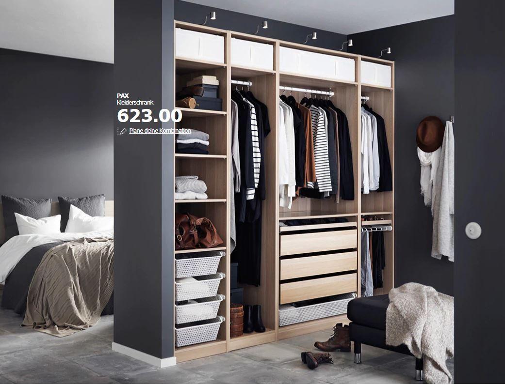 Mobel Einrichtungsideen Fur Dein Zuhause Ikea Pax Schrank