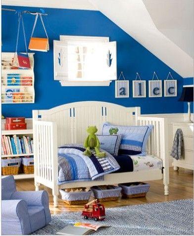15 Cool Toddler Boy Room Ideas   Kidsomania