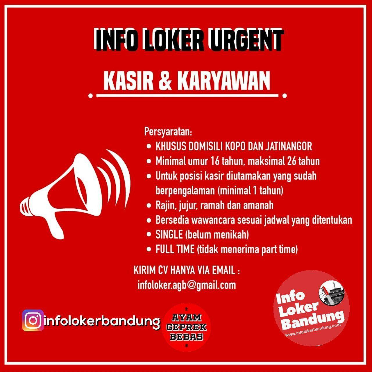 Info Loker Fengtay Guru Paud