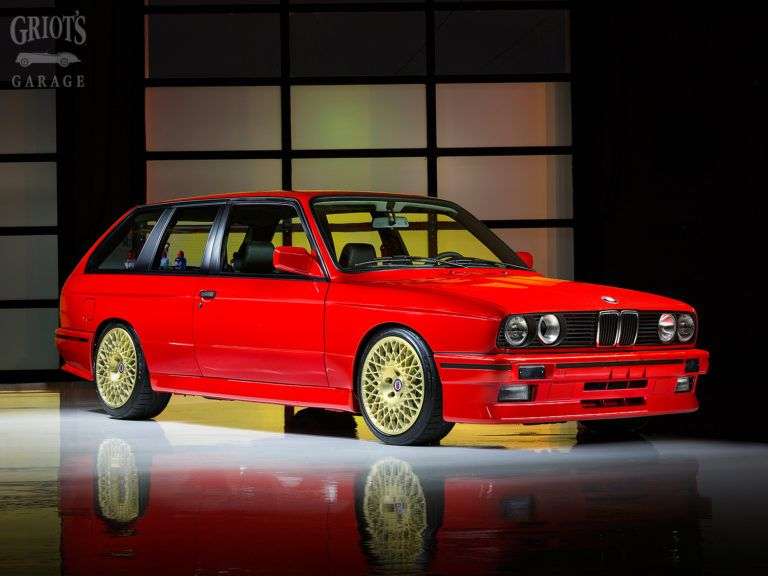1989 Bmw E30 With A M60 V8 Restomods Euro Uk Classic Style