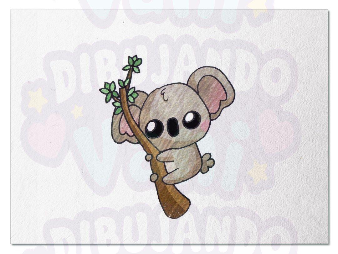 Koala Kawaii Con Imagenes Dibujos Kawaii Dibujos Kawaii