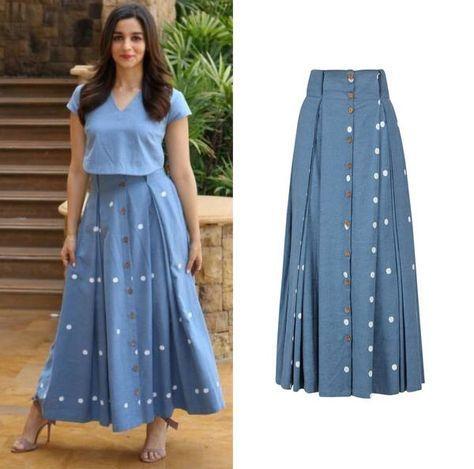 Skirt Long Design Fashion 39 Trendy Ideas is part of Long skirt -