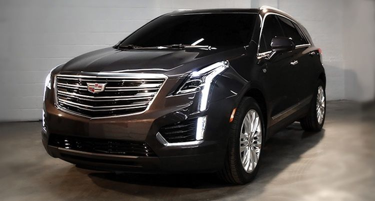 The 2017 Cadillac Xt5 Is New Srx