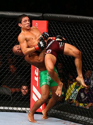 Ufc Suplex Action Movement Reference Poses