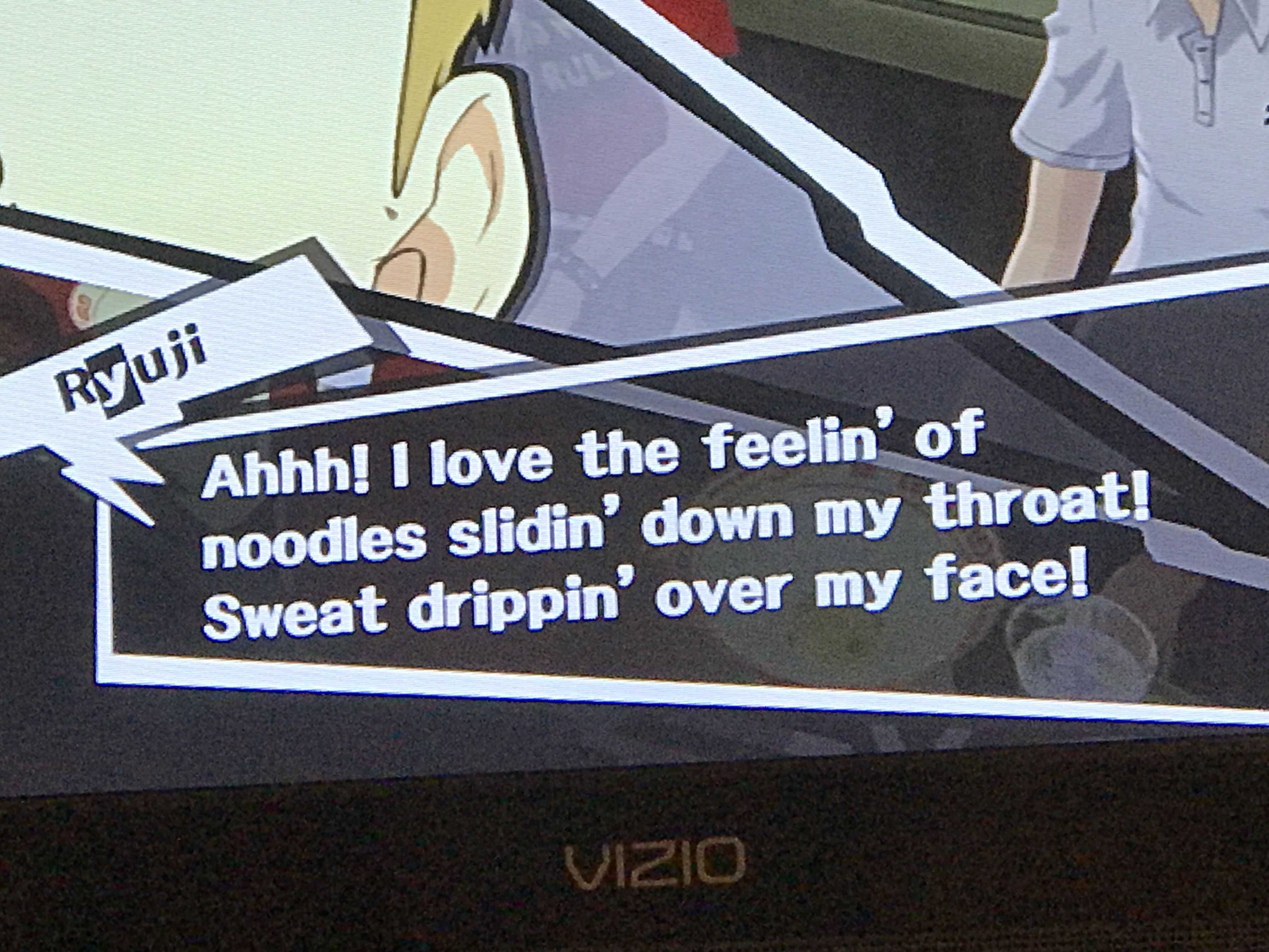 Whoa calm down Ryuji.