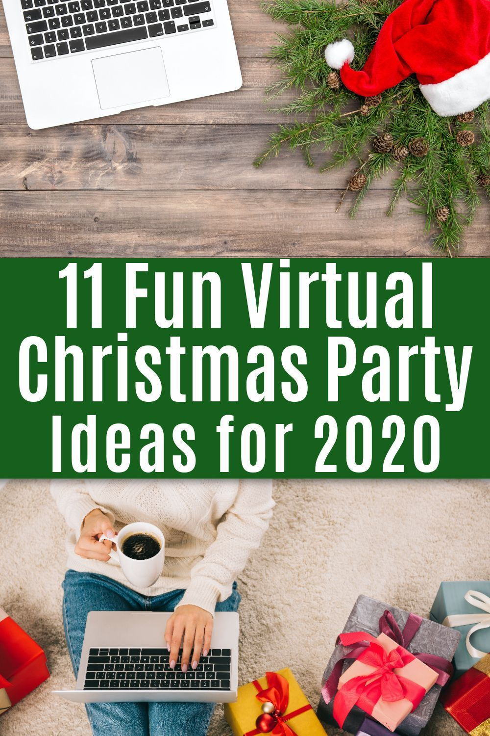 11 Virtual Christmas Party Ideas You Need In 2020 In 2020 Fun Christmas Party Ideas Family Christmas Party Christmas Party Photo