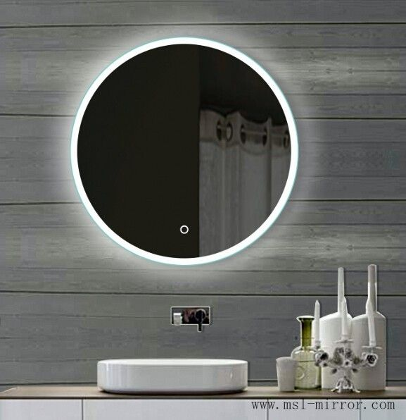 Custom Make All Kinds Of Circular Mirrors Round Mirror Bathroom Circular Mirror Mirror