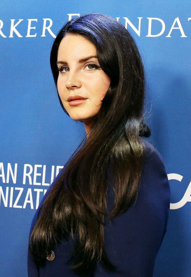 Lana Del Rey Attends The 5th Annual Sean Penn Friends Help Haiti Home Gala Benefiting J P Haitian Relief Organization At Montage H Lana Del Rey Lana Lana Del