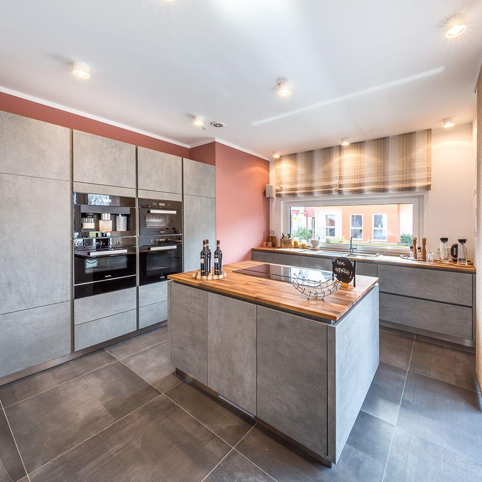 OKAL Musterhaus Poing   Küche   haus   Pinterest