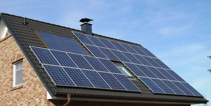 How Many Square Feet Do I Need For Solar Panels On My Roof?   Solar