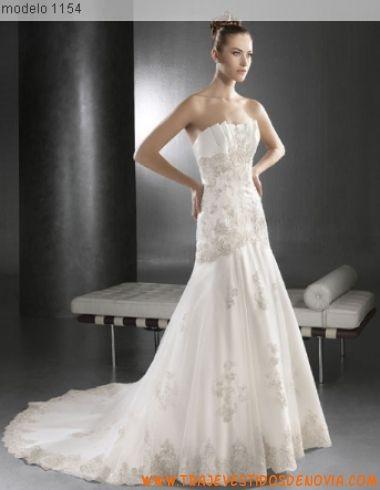 1154 vestido de novia lugo novias | vestidos de novia baratos en