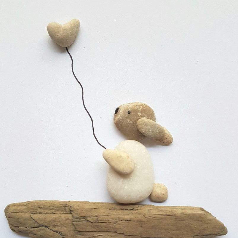 Kieselkunst Steine Kieselsteine Kiesel Stones Pebbles