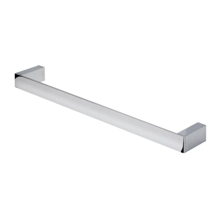 Towel Bar Geesa 3507 02 45 18 Inch Polished Chrome