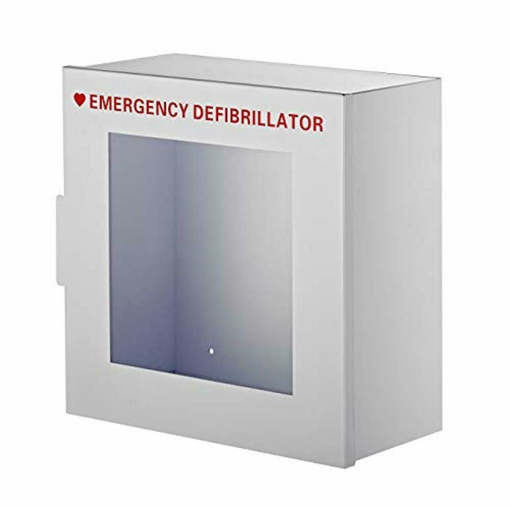 Ebay Sponsored Adirmed Non Alarmed Steel Cabinet Defibrillators 15 W X 15 H X 7 Standard W Steel Cabinet White Medicine Cabinet Simple Storage