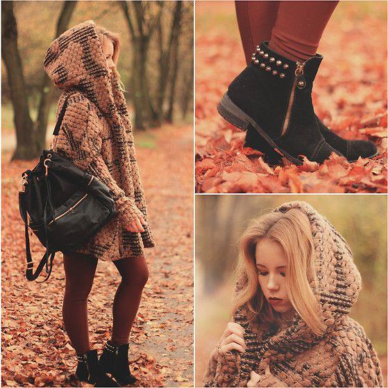 Modekungen Boots, Modekungen Backpack