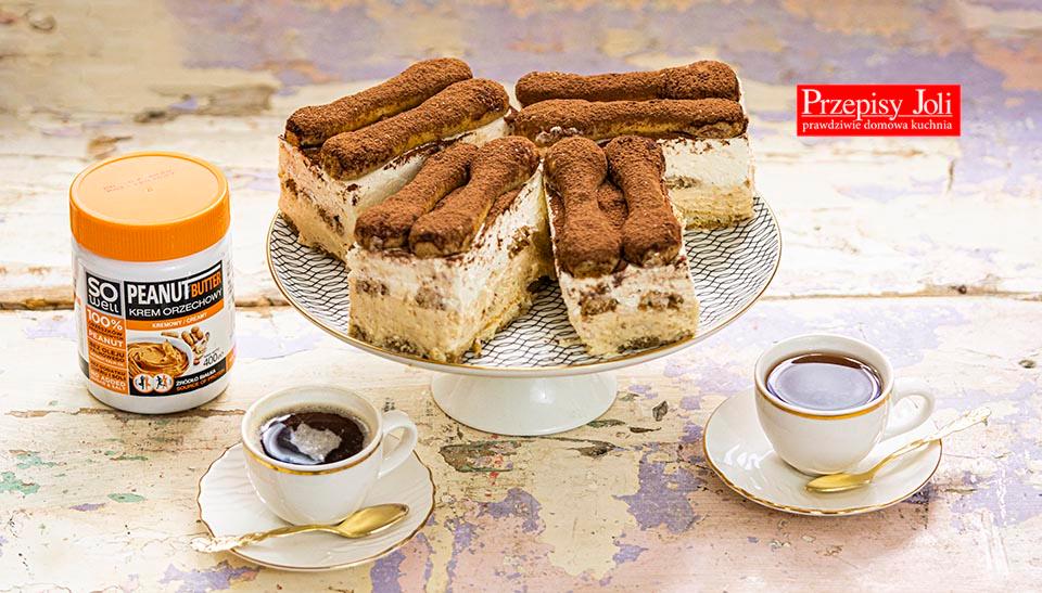 Orzechowe Tiramisu Najlepszy Przepis Przepisy Joli Dessert Drinks Food Desserts
